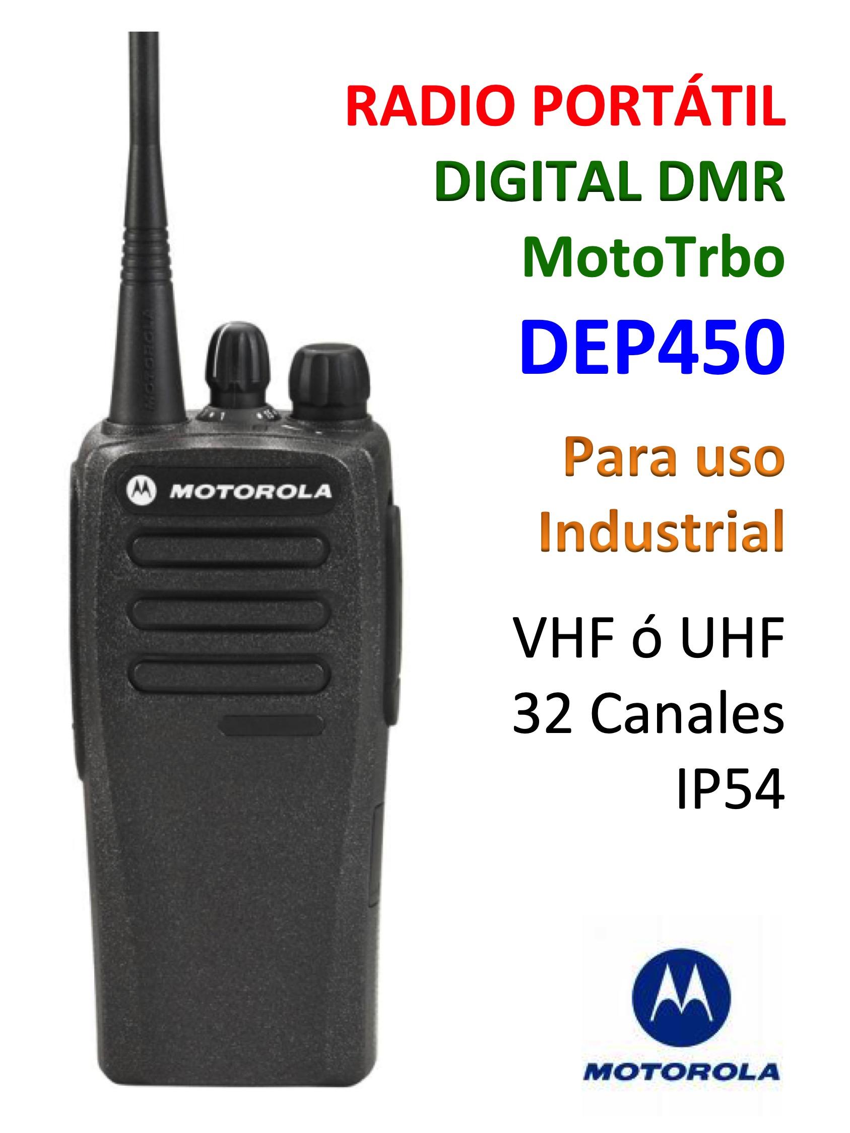 DEP450 Digital